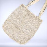 葛トートバッグ(ナチュラル)Kudzu Tote Bag (Natural)