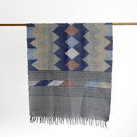 草木染め手織りタペストリー(2)