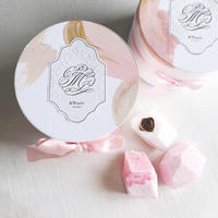 Be my Valentine Candle Stone Set