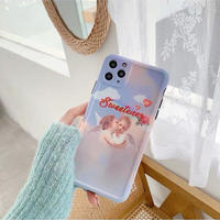 Pastel angel iphone case