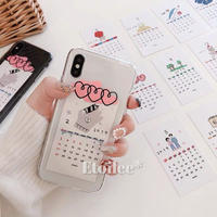 Mini heart iphone case