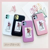 Bouquet hard case (ハードケース)