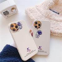 Astronaut color printing iphone case