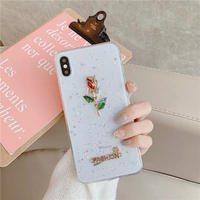 Fashion rose  iphone case
