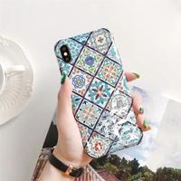 Summer ethnic iphone case