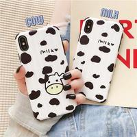 Milk cow  iphone case
