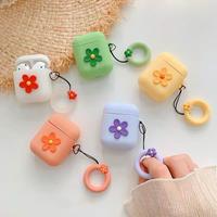 Flower airpods case