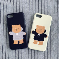 Sweat suit bear hard with grip case  068