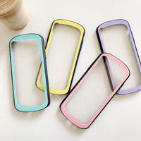 Round color side  iphone case