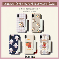 Card storage hard case