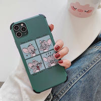 Mouse green iphone case