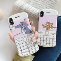 Mouse cat phone  iphone case
