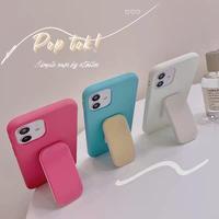 Simple poptok iphone case