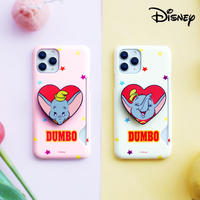 [Disney] Dumbo heart grip shining card slimfit case