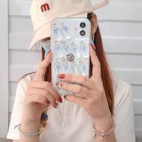 Clear bottle iphone case