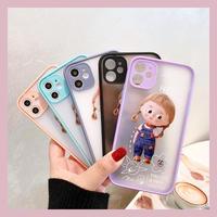 Little girl color side iphone case