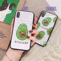 Avocado iphone case