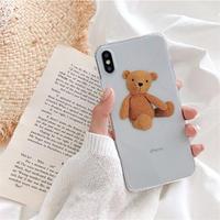 Teddy bear  iphone case