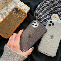Diamond shape iphone case