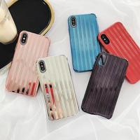 Metal color iphone case