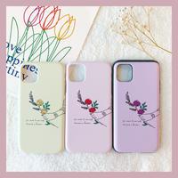 Flower hand hard case (ハードケース)