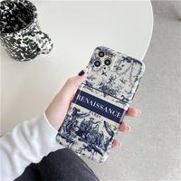 Renaissance pattern iphone case