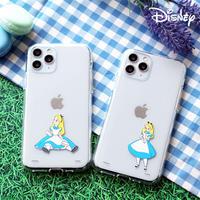 [Disney] Alice clear case Ver.1