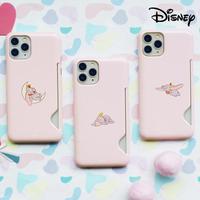 [Disney] Dumbo pink shining card slimfit case