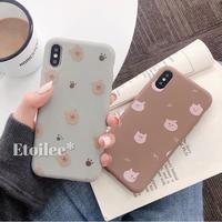 Pig bear iphone case