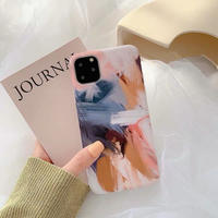 Autumn painting iphone case