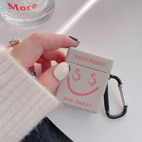 Smile happy airpods case