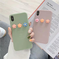 Flower make me happy2  iphone case