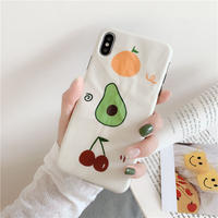 Three fruits  iphone case