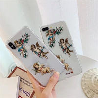 Angel printing  iphone case