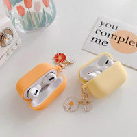 Daisy keyring airpods case