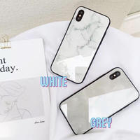 Greyish marble iphone case