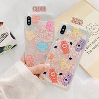 Cloud bear quicksand iphone case