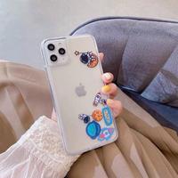 Astronaut quicksand iphone case
