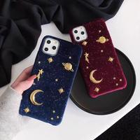 Universe fabric iphone case