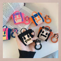Color bag  airpods case