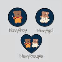 Wedding bear grip 103