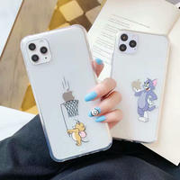 Mouse cat ball iphone case