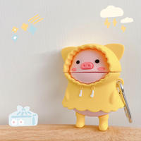 Raincoat pig airpods case [airpods1/2]