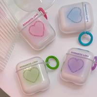 Romantic love airpods case