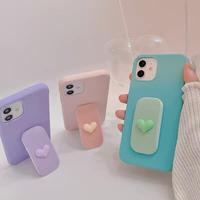 Heart poptok iphone case