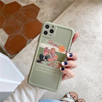 Toast girls iphone case