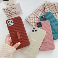 Luggage color iphone case