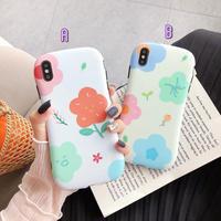 Multi flowers  iphone case