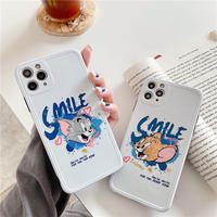 Mouse cat smile iphone case