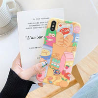 Food printing iphone case
